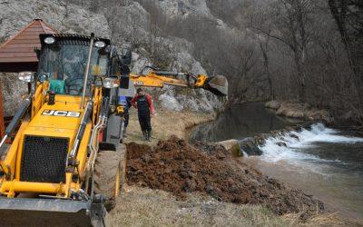 """ЈКП""""Наиссус"""" улаже значајна средства за обезбеђење сигурнијег и редовнијег водоснабдевања моравских села"""