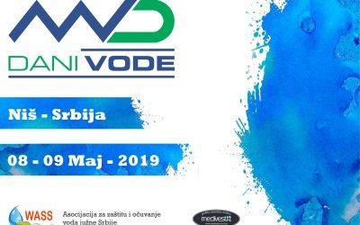 DANI VODE U NIŠU 08 – 09 MAJ 2019